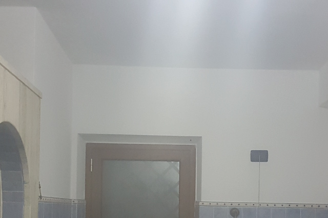 vapore bagno durante la doccia